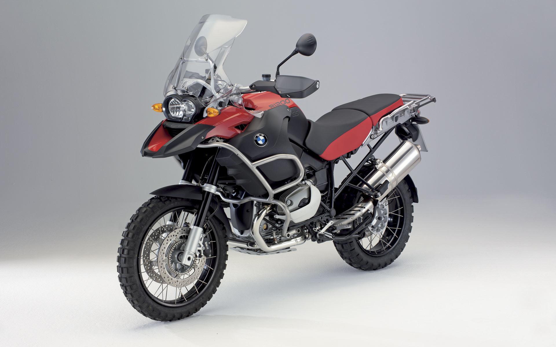 Мотоцикл БМВ 1200 гс #11
