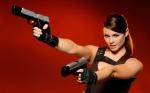Alison Carroll With Guns hd