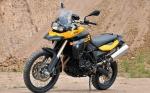 bmw f800gs motorcycle
